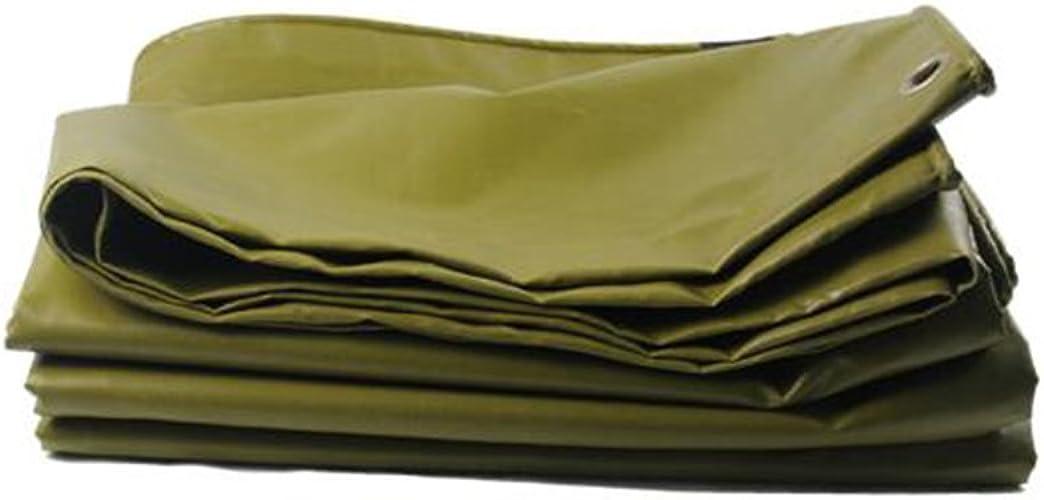 MDBLYJAuvent Pare Soleil et Tissu Froid Toile épaisse bache étanche à la Pluie Camion Hangar Tissu Marchandises Prougeection Solaire Anti-vieillisseHommest Anti-vieillisseHommest