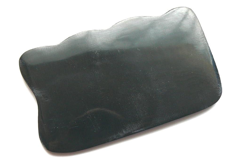 帰する領域放出かっさ板、美容、刮莎板、グアシャ板,水牛角製