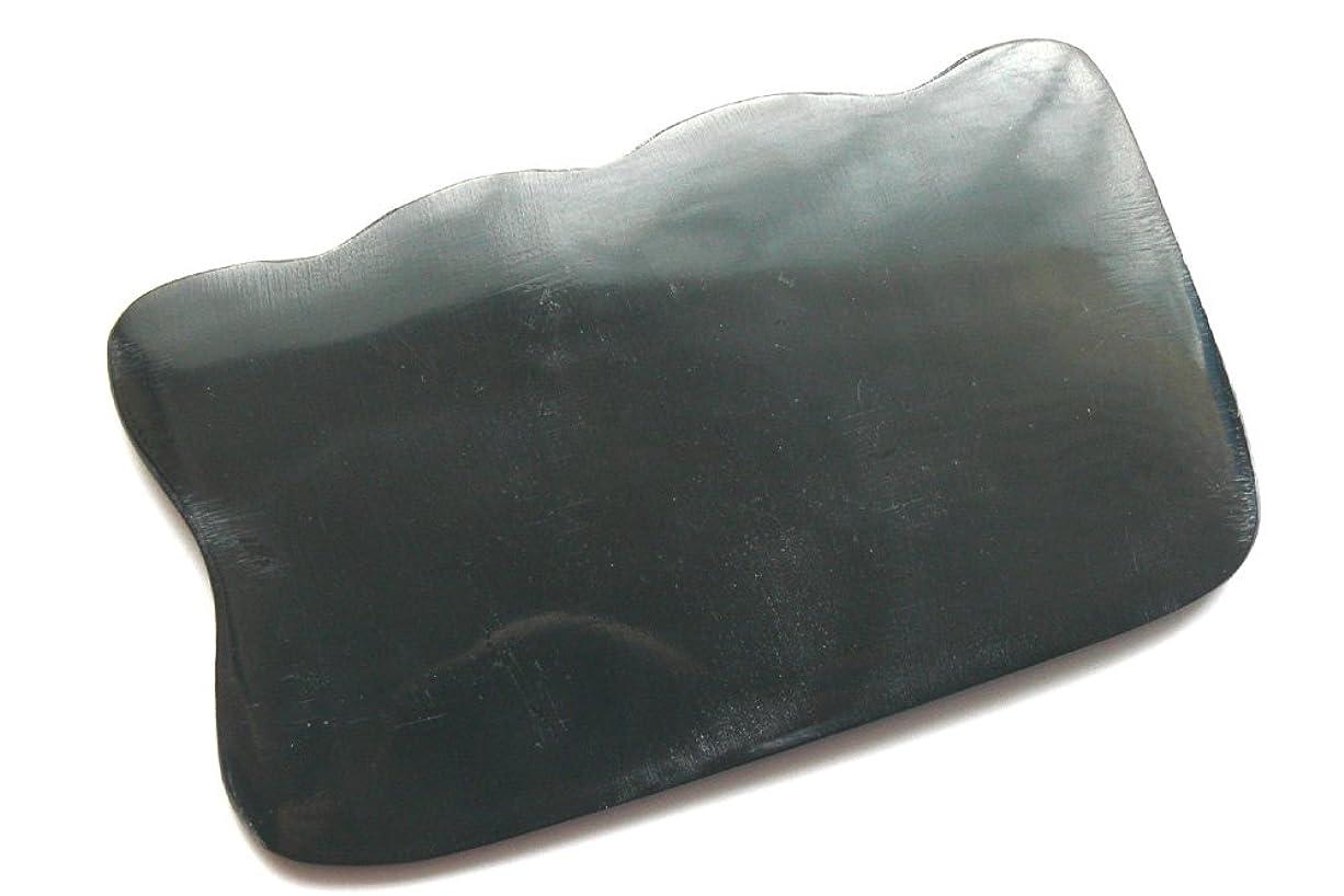正確な汚物産地かっさ板、美容、刮莎板、グアシャ板,水牛角製