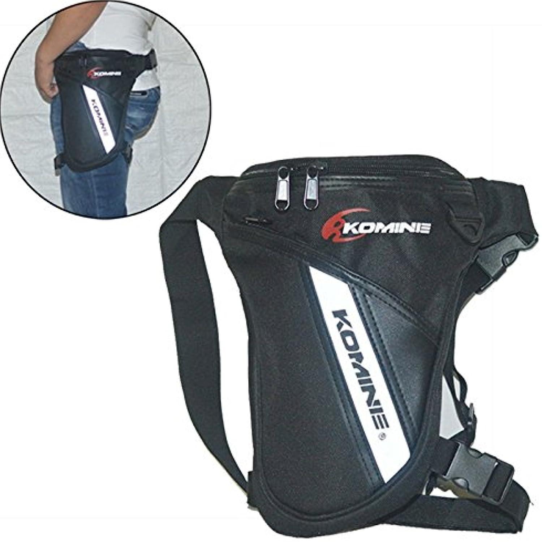 KOMINE Nylon PU Military Waist Leg Pack Multi Functional Outdoor Motorcyle Cycling Fishing Tool Bag  Fishing  Tackle Boxes & Bags