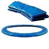 Monzana Trampolin Randabdeckung Federabdeckung 30cm breit 15mm dick 100% UV-beständig reißfest Ø 366 cm