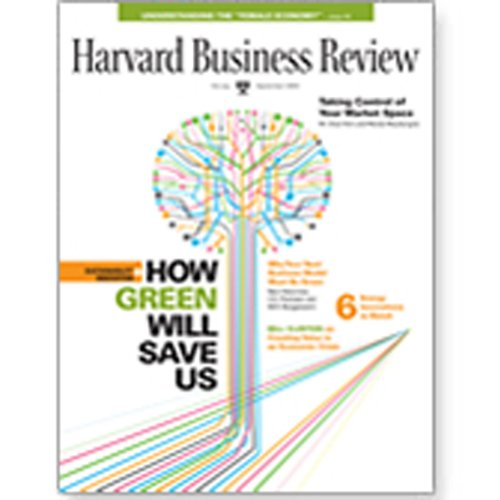 Harvard Business Review, September 2009 copertina
