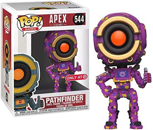 POP Funko Apex Legends Games Pathfinder Vinyl Figure [Pink] Special Edition …