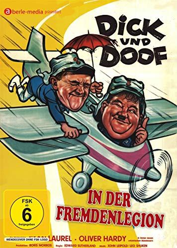 Dick & Doof - In der Fremdenlegion (in Farbe)