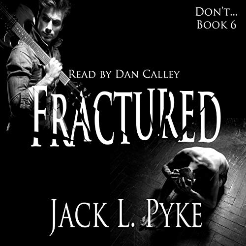 Fractured: A Gay Thriller cover art