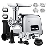 Altra Electric Meat Grinder, 6-IN-1 Meat...