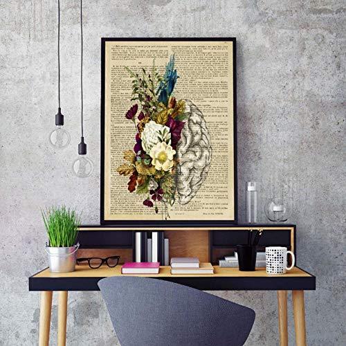 BESTOMZ Pel/ícula de Ventana de Negras Florales Pegatinas Autoadhesivas Decorativas del Cuarto de Ba/ño Dormitorio Cocina 45x100cm