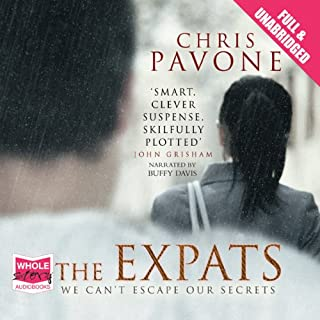 The Expats cover art