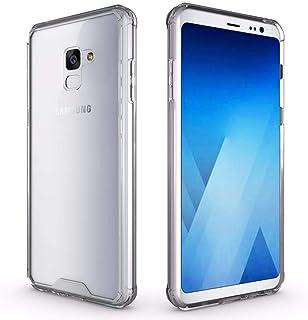 كفر سامسونج جالكسي ايه8, Galaxy A8 , للحماية القصوى, شفاف من كيسيون