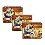 International Delight Pumpkin Pie Spice Non-Dairy Coffee Creamer Singles, 24 Count Box (Pack of 3)