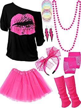 Best 80s costume for women Reviews