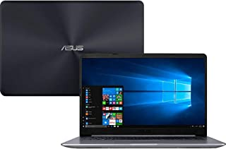 Notebook Asus Vivobook X510UA-BR667T Intel Core i5 8250U 8GB 1TB Tela 15,6'' Windows 10 Home - Cinza