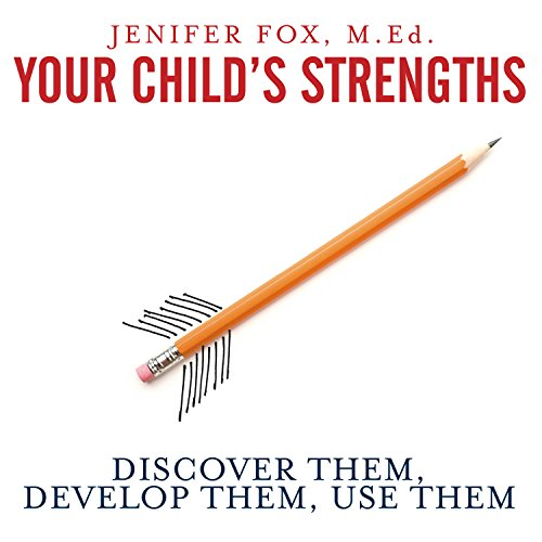 Your Child's Strengths audiobook cover art