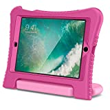 Spigen Play 360 Kid Friendly Protection Case Cover Compatible with iPad 9.7' (2018) - Candy Pink