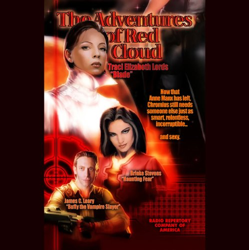 The Adventures of Red Cloud cover art