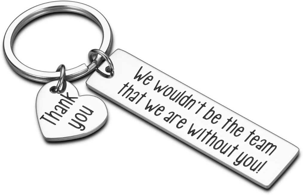 Boss Coworker Gifts Office Keychain Gift for Ranking TOP16 Wo Men Appreciation Same day shipping