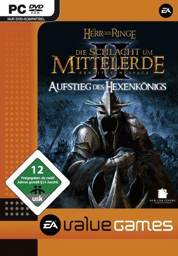Der Herr der Ringe: Die Schlacht um Mittelerde II - Aufstieg des Hexenkönigs Add-on [EA Value Games]