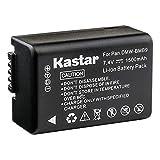 Kastar BMB9 Battery for Panasonic DMW-BMB9 DMW-BMB9E DMW-BMB9PP and Panasonic Lumix DMC-FZ40 DMC-FZ45 DMC-FZ47 DMC-FZ48 DMC-FZ60 DMC-FZ62 DMC-FZ70 DMC-FZ72 DMC-FZ100 DMC-FZ150 DC-FZ80 DC-FZ85 Camera