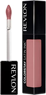 レブロン カラーステイ サテン インク 007 パートナー イン クライム:好感度マックスベージュピンク(イエベ) 落ちにくい 色移しにくい ほのツヤ サテンマット 5mL リップカラー 口紅 5ミリリットル (x 1)