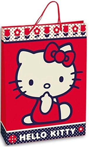 Sanrio Hello Kitty Geschenke Tüte klein Rot