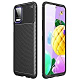 Toppix Compatible with LG K42 Case, Soft TPU Bumper