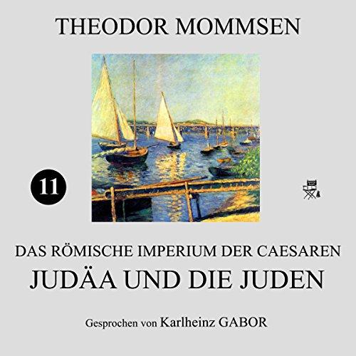 Judäa und die Juden audiobook cover art