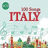 4 CD 100 Songs Italy, Best Italian Music, Luciano Pavarotti, Maria Callas, Mina, Domenico ...