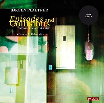 PLAETNER: Episoder og Kollisioner / Clarinet Sonata / Songs