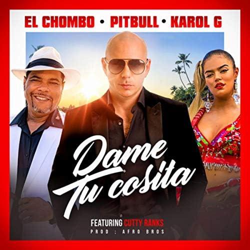 Pitbull, El Chombo & Karol G feat. Cutty Ranks