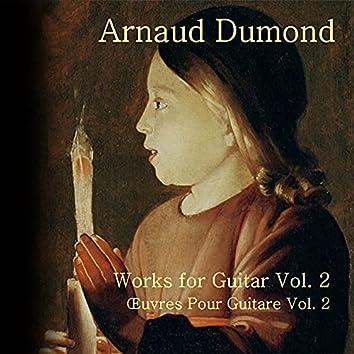 Works for Guitar Vol. 2 (Œuvres pour Guitare Vol. 2)
