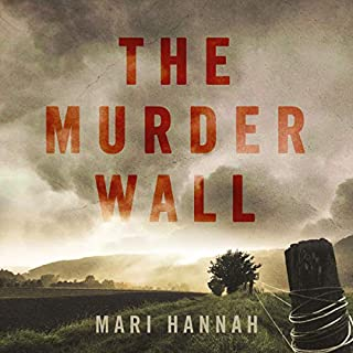 The Murder Wall cover art