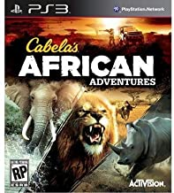 Cabela African Adventure PS3 (Please see item detail in description)