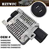 HZTWFC Engine Cooling Fan Relay 940002904 940002906 940004702 940004701 940007403 940009301 Compatible for ALFA ROMEO 159 MAZDA 3