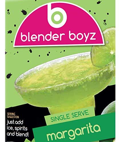 Blender Boyz Lime Margarita Single-Serve Liquid Cocktail Mix - Naturally...