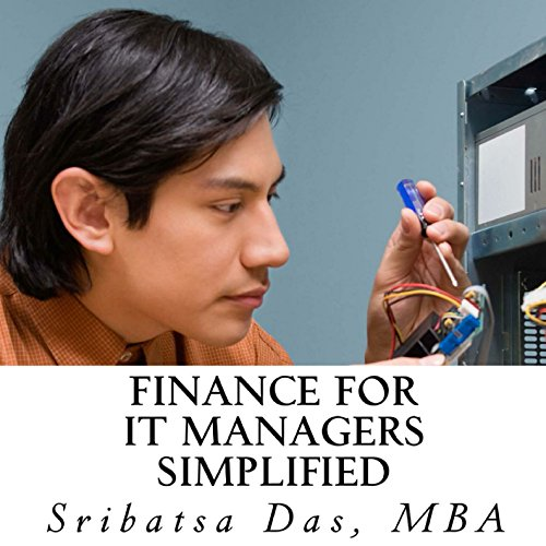 Finance for IT Managers Simplified audiobook cover art