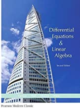 Differential Equations and Linear Algebra (Classic Version) (Pearson Modern Classics for Advanced Mathematics Series)