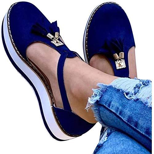 Sandalen Damesschoenen Hakken Damesschoenen met sleehak voor dames Hoge casual sneakers Lente Zomer Sandalen met sleehak