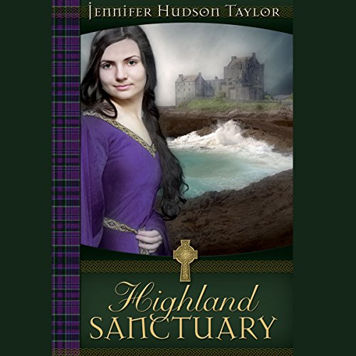Highland Sanctuary audiobook cover art