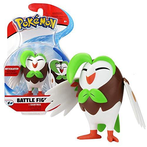 Auswahl Battle Figuren | Pokemon | Action Figur | Spiel-Figur zum Sammeln, Spielfigur:Arboretoss