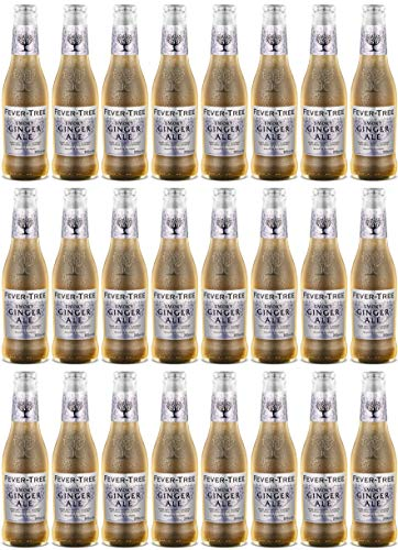 Fever-Tree Smoky Ginger Ale 24 x 200ml