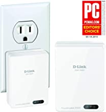D-Link Powerline 2000 Mbps, 1 Gigabit Port (DHP-701AV)