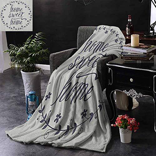 ZSUO bank deken verweerde kijken vintage stempel samenstelling tekst stokken en sterren in cirkel lichtgewicht microvezel, alle seizoen voor bank of bed