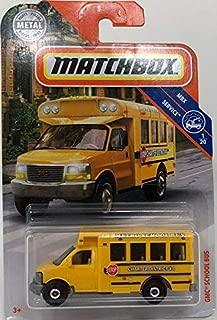 Best gmc school bus matchbox Reviews