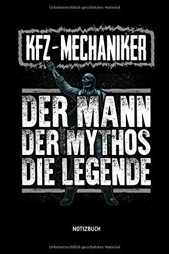 KFZ-Mechaniker - Der Mann - Der ...