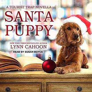 Santa Puppy audiobook cover art