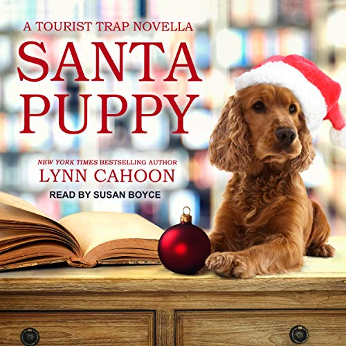 Santa Puppy audiobook cover art