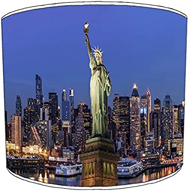 Premier Lighting 12 inch Manhattan New York Abat-jour2 pour Un plafonnier