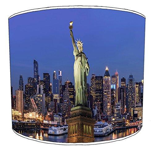 Premier Lighting 12 inch Manhattan New York Abat-jour2 pour Une Lampe de Table