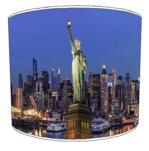 Premier Lighting 12 inch Manhattan New York Abat-jour2 pour Une Lampe de Table