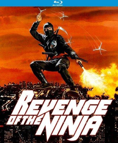 revenge of the ninja blu ray - 1